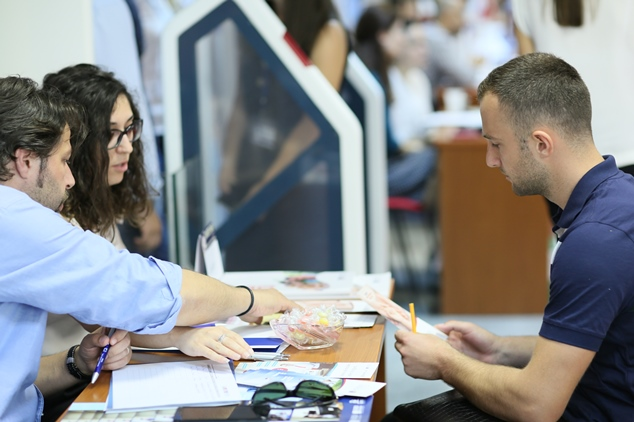 SiCRED TAKES PART AT UNYT CAREER FAIR