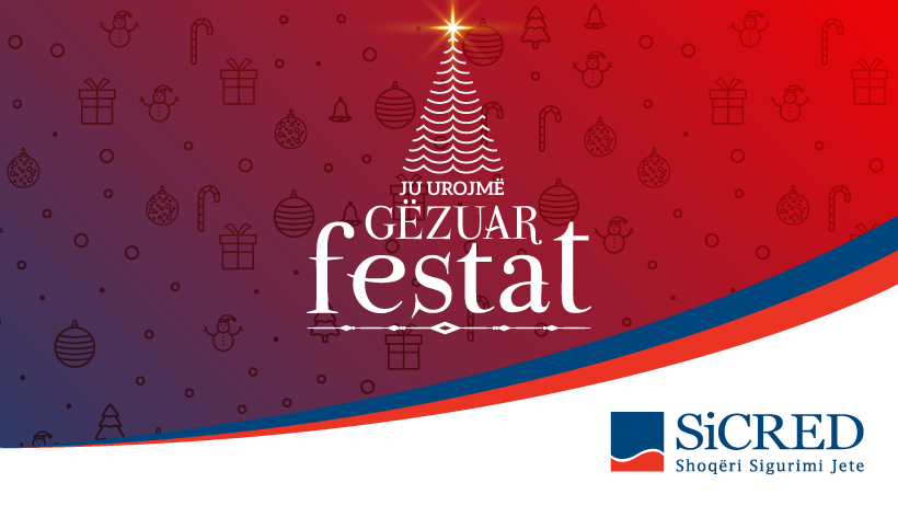 Season's Greetings from SiCRED!