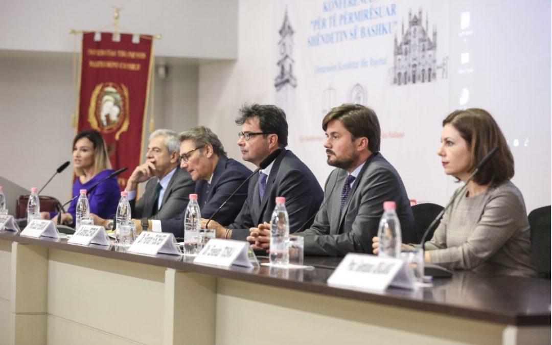 """Konferenca """"Për të përmirësuar Shëndetin së Bashku"""""""