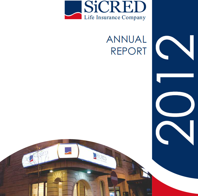 SiCRED Group publishes Annual Report 2012