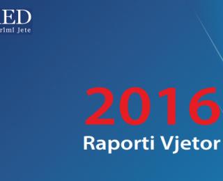 SiCRED publikon Raportin Vjetor 2016