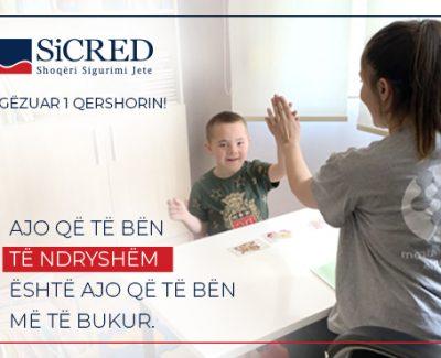 Të gjithë fëmijët kanë të drejtë të gëzojnë!