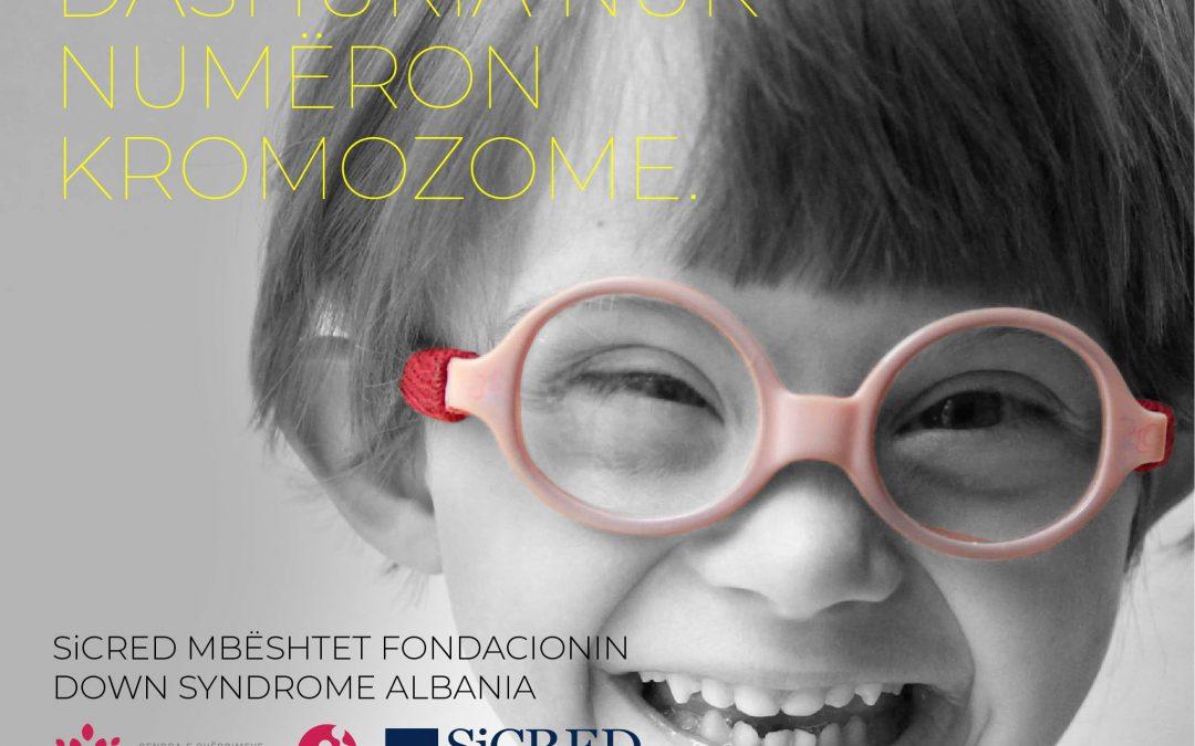 SiCRED in support of Down Syndrome Albania and individuals with Differing Abilities