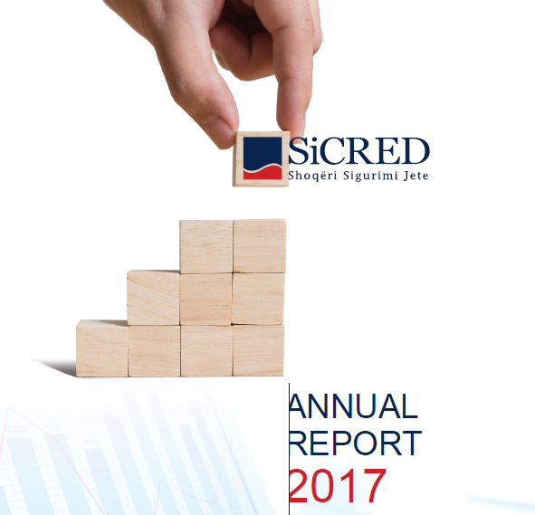 SiCRED shares with you the Annual Report 2017