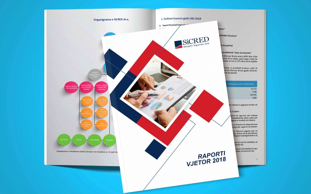 SiCRED has the pleasure to share with you the Annual Report 2018!