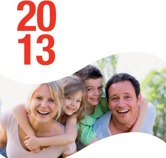 SiCRED GROUP PUBLISHES ANNUAL REPORT 2013